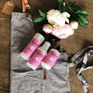 Healthy cleaning/gift set/peony bundle